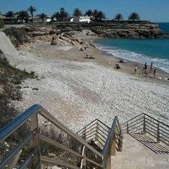 Отель Cala Montero пляж фото 2