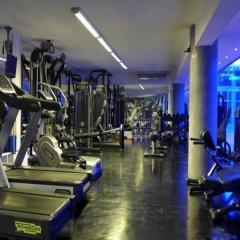 Отель Grecian Park фитнесс-зал фото 2