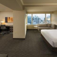 Отель Hilton San Francisco Union Square комната для гостей фото 2