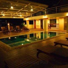 Отель BV Resortel Phuket бассейн