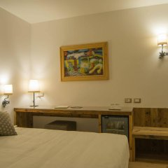Hotel Garnì Caminetto Горнолыжный курорт Скирама Доломити Адамелло Брента комната для гостей