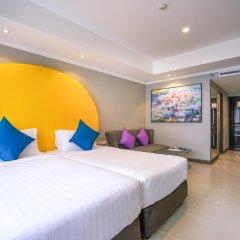 Отель Furamaxclusive Sukhumvit Бангкок комната для гостей фото 3