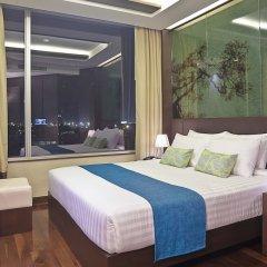 Отель Jasmine Resort Бангкок комната для гостей фото 7