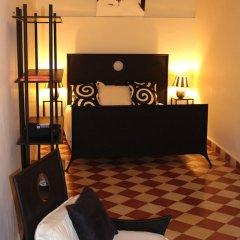 Отель Riad Dar Soufa Марокко, Рабат - отзывы, цены и фото номеров - забронировать отель Riad Dar Soufa онлайн комната для гостей фото 5