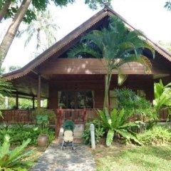 Отель Baan Laem Noi Villas гостиничный бар