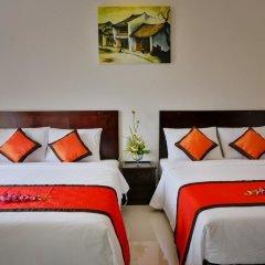 Отель Han Huyen Homestay Хойан комната для гостей фото 5