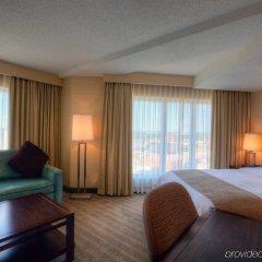 Отель Delta Hotels by Marriott Saskatoon Downtown комната для гостей фото 4