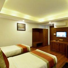 Отель Kumari Boutique Hotel Непал, Катманду - отзывы, цены и фото номеров - забронировать отель Kumari Boutique Hotel онлайн комната для гостей фото 5