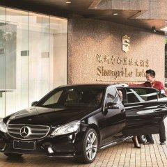 Отель Shangri-la Hotel, Shenzhen Китай, Шэньчжэнь - отзывы, цены и фото номеров - забронировать отель Shangri-la Hotel, Shenzhen онлайн спортивное сооружение