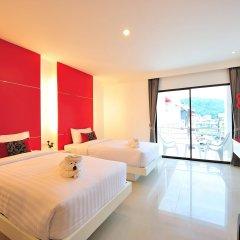 Отель Alfresco Hotel Patong Таиланд, Пхукет - отзывы, цены и фото номеров - забронировать отель Alfresco Hotel Patong онлайн комната для гостей фото 3