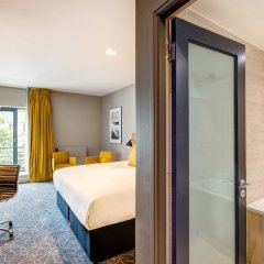 Отель Apex Grassmarket Hotel Великобритания, Эдинбург - отзывы, цены и фото номеров - забронировать отель Apex Grassmarket Hotel онлайн комната для гостей фото 4