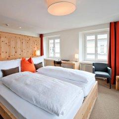 Отель Donatz Швейцария, Самедан - отзывы, цены и фото номеров - забронировать отель Donatz онлайн комната для гостей фото 4