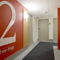 Отель B&B Hôtel LYON Centre Monplaisir Франция, Лион - отзывы, цены и фото номеров - забронировать отель B&B Hôtel LYON Centre Monplaisir онлайн интерьер отеля фото 3