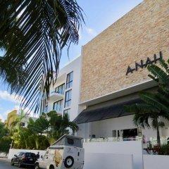 Отель Anah Suites By Turquoise Плая-дель-Кармен парковка