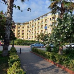 Kleopatra Dreams Beach Hotel - All Inclusive парковка