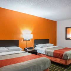 Отель Motel 6 Vicksburg, MS комната для гостей фото 5