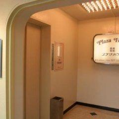 Takasaki Ekimae Plaza Hotel Томиока интерьер отеля фото 3