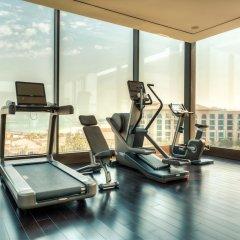 Отель Four Seasons Resort Dubai at Jumeirah Beach фитнесс-зал фото 2