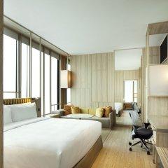Отель PARKROYAL on Pickering Сингапур, Сингапур - 3 отзыва об отеле, цены и фото номеров - забронировать отель PARKROYAL on Pickering онлайн комната для гостей фото 3