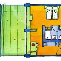 Отель FELIX Suiten im Lebendigen Haus am Augustusplatz детские мероприятия фото 2