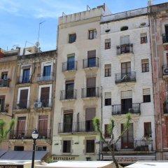 Гостевой Дом Forum Tarragona комната для гостей