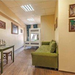Отель Жилое помещение Друзья у Эрмитажа Санкт-Петербург комната для гостей фото 4