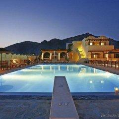 Отель Thera Mare Hotel Греция, Остров Санторини - 1 отзыв об отеле, цены и фото номеров - забронировать отель Thera Mare Hotel онлайн фото 2