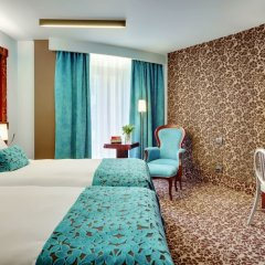 Отель Домина Санкт-Петербург комната для гостей фото 10