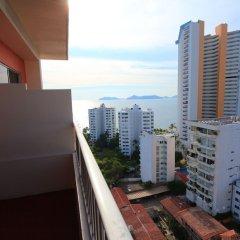 Отель Casa Inn Acapulco Мексика, Акапулько - отзывы, цены и фото номеров - забронировать отель Casa Inn Acapulco онлайн балкон
