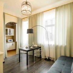 Апартаменты на Бронной Москва комната для гостей фото 3