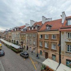 Отель P&O Apartments Freta 2 Польша, Варшава - отзывы, цены и фото номеров - забронировать отель P&O Apartments Freta 2 онлайн балкон
