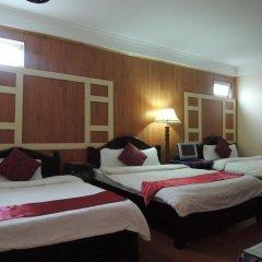 Отель Sapa Luxury Шапа комната для гостей
