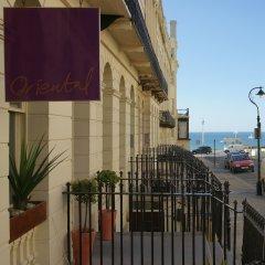 Отель The Oriental - Guest House балкон