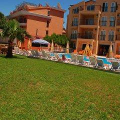 Отель Club Dena фитнесс-зал