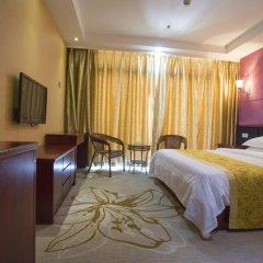Отель Xiamen Jingbang Hotel Китай, Сямынь - отзывы, цены и фото номеров - забронировать отель Xiamen Jingbang Hotel онлайн комната для гостей фото 3