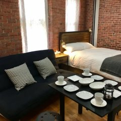 Отель The Nomad Suites & Apartments США, Нью-Йорк - отзывы, цены и фото номеров - забронировать отель The Nomad Suites & Apartments онлайн комната для гостей фото 2