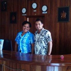 Отель Trans International Hotel Фиджи, Вити-Леву - отзывы, цены и фото номеров - забронировать отель Trans International Hotel онлайн питание фото 2