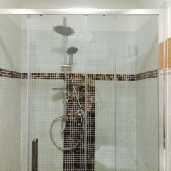 Отель Soggiorno Oblivium Италия, Флоренция - 1 отзыв об отеле, цены и фото номеров - забронировать отель Soggiorno Oblivium онлайн ванная фото 3