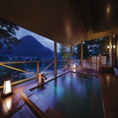Отель Kinugawa Onsen Wakatake no syou Никко фото 3
