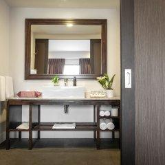 Nanda Heritage Hotel ванная