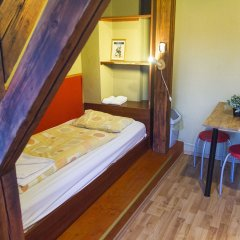 7x24 Central Hostel Будапешт комната для гостей