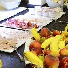 Hotel-Pension Marthahaus питание