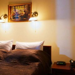 Гостиница Замок Льва сейф в номере