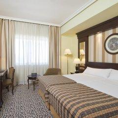Отель Meliá Barajas Испания, Мадрид - отзывы, цены и фото номеров - забронировать отель Meliá Barajas онлайн комната для гостей фото 2