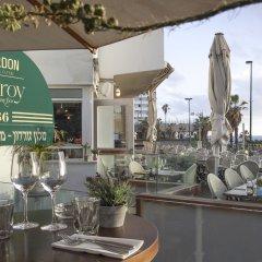 Отель Gordon By The Beach Тель-Авив питание