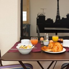 Отель Paris La Fayette Франция, Париж - 2 отзыва об отеле, цены и фото номеров - забронировать отель Paris La Fayette онлайн питание фото 3