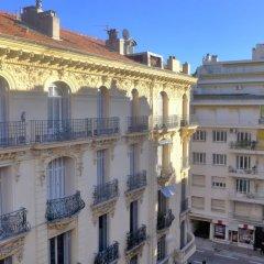 Отель Le Concordia балкон