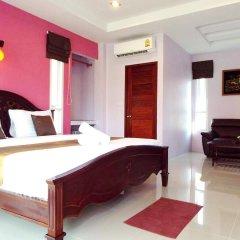 Отель Lanta Riviera Villa Resort Ланта комната для гостей фото 3