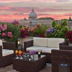Отель Atlante Star Hotel Италия, Рим - 1 отзыв об отеле, цены и фото номеров - забронировать отель Atlante Star Hotel онлайн гостиничный бар