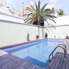 Отель Msb Gracia Pool Terrace Center Барселона бассейн фото 2